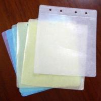 Wholesale White CD Inner Sleeve for 2Discs with 4 Holes Aside and 9C Thickness from china suppliers