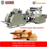 Wholesale NCY-400-600-2C/4C V bottom Paper Bag Machine With 2 / 4 colors printing Unit Inline from china suppliers