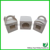 Wholesale Mini cupcake box from china suppliers