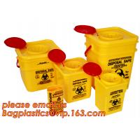 Wholesale BIOHAZARD SHARP CONTAINERS, STORAGE BOX, CRATES, PET FOOD BOWL, DUSTBINS, PALLETS, BOXES, BANGDAGES, from china suppliers