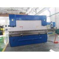 Wholesale Stainless Steel Door CNC Hydraulic Press Brake With High Strength Gooseneck Tools from china suppliers