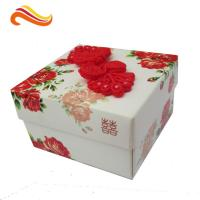 Wholesale Personalized Wedding Paper Gift Packaging Boxes Rectangle for Festival from china suppliers