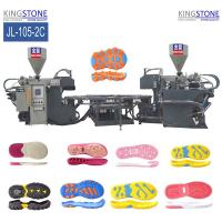 Wholesale Kingstone Machinery Rotary Two Color Plastic Sole Injection Moulding Machine from china suppliers