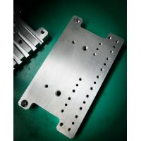 Wholesale OEM CNC Metal Block Telecommunication Parts For Testing Support Jig from china suppliers