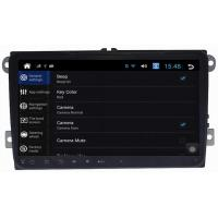 Wholesale Ouchuangbo VW  Magotan  9  inch android 4.2 autoradio stereo navi support  4 core canbus from china suppliers