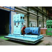 Skid-monunted Compressor Air Separation Plant ZW-3.3/165 ZW-57/30 Vertical ,two row,four stage casting steel blue colour for sale