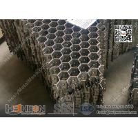 Wholesale 310S 2.0X20X50mm  Hex mesh for Refractory Lining   China Hexagonal Grid Factory from china suppliers