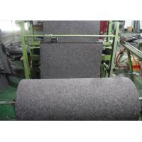 Quality 1m - 4m Width Needle - Punched Industrial Felt Fabric Tear Resistant for sale