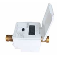 China Remote Reading Wireless IP68 RS485 DN300 Doppler Flow Meter on sale