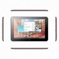 Buy cheap 10.1-inch Quad Core Tablet PC with IPS Screen and Dual Cameras from wholesalers