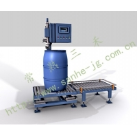 Wholesale DCS-250L(STW) Liquid filling machine for 50L-250L liquid filling packing from china suppliers