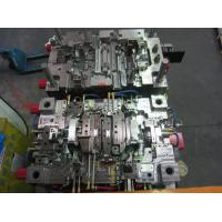 Plastic injection mold with TPU+PA66 material, the parts used in the Automobile field. for sale