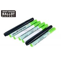 Quality Purple Blue Green Red Indelible Ink Pens Marker For Election , waterproof ink pen for sale