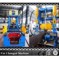 Buy cheap PHJ15 Combined H Beam Production Line 3 In 1 Assemblying SAW Welding Straightening Machine from wholesalers