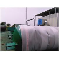 Quality ASME Approved Natural Gas Storage Tank Separator Vessel High Temperature for sale