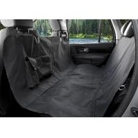 Wholesale Customized Dog Proof Car Seat Covers / Waterproof Car Seat Cover For Pets from china suppliers