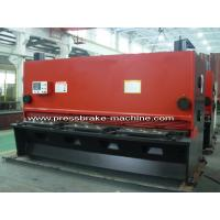 Wholesale 12mm Hydraulic Plate Shearing Machine Guillotine Sheet Metal Cutter from china suppliers