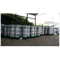 Wholesale High Pressure Compressed Air Buffer Storage Tank Stainless Steel Horizontal from china suppliers