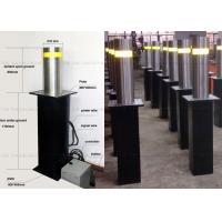 Wholesale Retractable Oil Hydraulic Bollards For Security / Automatic Parking Bollards from china suppliers