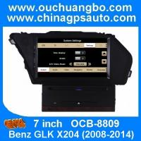 Wholesale High quality Car radio for Mercedes Benz GLK X204(2008-20114) with gps dvd/ipod/steering/sd/usb OCB-8809 from china suppliers