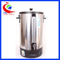 Wholesale Stainless Steel Commercial Electric Hot Drinks Water Boiler Electric Kettle from china suppliers