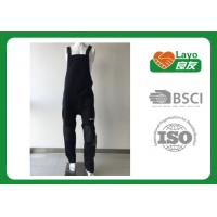 Buy cheap ISO Soft Fishing Quick Dry Pants , Suspender Pant Durable Flexible Design from Wholesalers