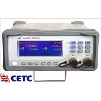 Wholesale AV6334 Optical Power Meter Data Storage , Recall , Output Function from china suppliers