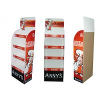 Wholesale Cardboard Display Stand Flooring Food Display Stands ENTD003 from china suppliers