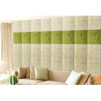 Wholesale Fashion Modern Textured 3D Wall Decor Panels / 3 Dimensional Wallpaper Heat-proof from china suppliers