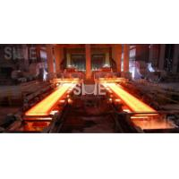 Wholesale 120x2000 Single Strand Continuous Slab Casting Machine 1.5 m/min Casting Speed from china suppliers
