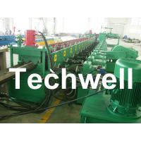Wholesale Forming Speed 10 - 12m/min W Beam Guardrail Forming Machine for Crash Barrier TW-W312 from china suppliers