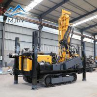 Wholesale Air Compressor Required Rock Boring Machine DTH Water Well Drilling Rig For Sale from china suppliers