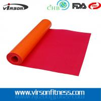 Wholesale new designs 3-10mm custom print fitness Double color yoga mats from china suppliers