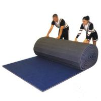 China Commercial Kids Gymnastics Exercise Flooring Mats / Cheerleading Tumbling Mats on sale