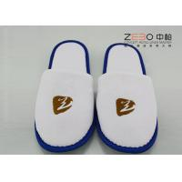 Wholesale Luxury Design Hotel Disposable Slippers For Men / Women OEM Available from china suppliers