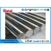 China Alloy C 276 Steel Round Bar , Hastelloy C276 Silver Copper Nickel Pipe Fittings on sale