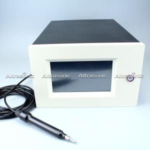 Wholesale Aluminium Or Nylon Housing Ultrasonic Plastic Welding Machine With Digital Generator from china suppliers