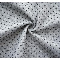 Wholesale Carpet Underlay Needle Punched Felt Non Woven Polyester Felt With PVC Dots from china suppliers