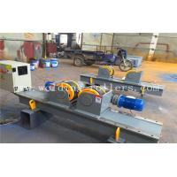 Wholesale 40T Conventional Tank Turning Rolls , Bolt Adjustment Pipe Welding Rollers from china suppliers