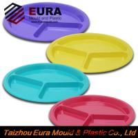 Wholesale EURA Zhejiang Taizhou plastic food tray injection mould manufacturer from china suppliers