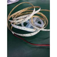 China Waterproof LED Flexible Strip Lights 3014SMD , Led Ribbon Tape Light 120leds for sale