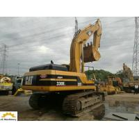 China Japan Made Used Cat 330bl Excavators For Sale , Mining Use Cat 30 Ton Excavator for sale