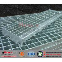 Wholesale Stair Treads Grating, Steel Grating Stair Treads from china suppliers