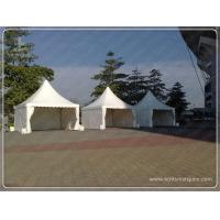 Sunshade high peak party tent gazebo canopy with for French style gazebo
