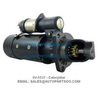Wholesale 6V-5537 4N3182 10461025 - Caterpillar EXCAVATOR Starter Motor 42MT 24V 7.5KW 11T from china suppliers