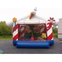 Wholesale Large Animal Candyland Commercial Grade Bounceland Bounce House For Party from china suppliers