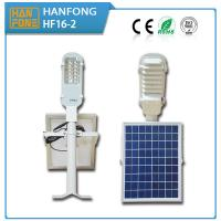 Wholesale High Lumen Outdoor Led Solar Street Light With Solar Power Generation System from china suppliers