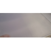 Wholesale 3D lenticular lens sheet with viewing angle 36 for Injekt printing 6mm lenticular for 3D LENTICULAR PRINTING from china suppliers