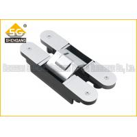 Buy cheap 180 Degree 160*28*28*32mm Zinc alloy Adjustable Invisible Door Hinges from wholesalers
