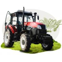 Wholesale 4x4 Gear Drive 3 Point Hitch Standard Four Wheel Drive Tractor / 80hp 4wd Farm Tractor from china suppliers